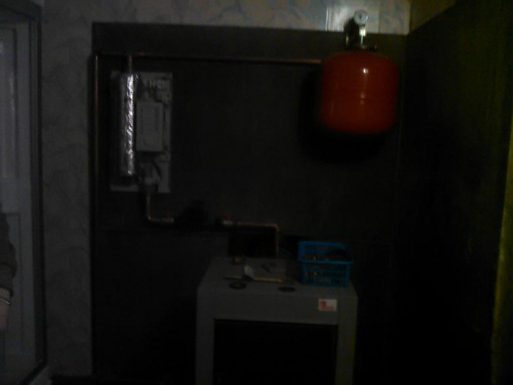 Электрическое и дровяное отопление
