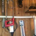 Подготовка труб к демонтажу
