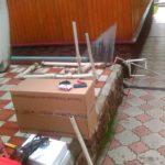 Подготовка нового оборудования для монтажа