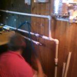 Перепланировка труб
