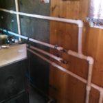 Использование пластиковых и медных труб для котельной