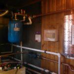 Монтаж расширительного бака водоснабжения