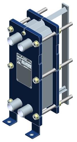 Пластинчатый теплообменник hh 19а Кожухотрубный конденсатор WTK CF 115 Балаково