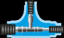 Комплекты для изоляции тройникового соединения