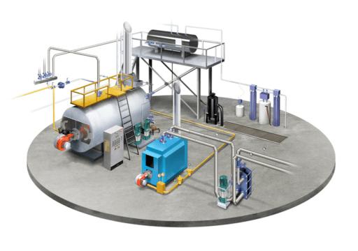 оборудование для газовых котельных