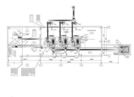 индивидуальное проектирование газовых котельных