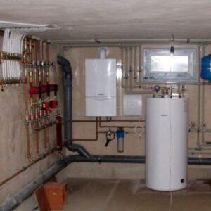 Как подключить газовое отопление частного дома