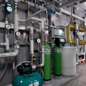 Аббакумово: Отопление, водоснабжение