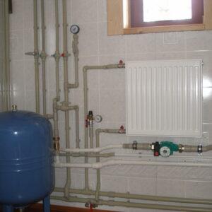 Адуево: Отопление, водоснабжение