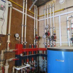Александрово: Отопление, водоснабжение