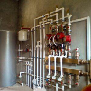 Ананово: Отопление, водоснабжение