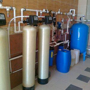 Аносино: Отопление, водоснабжение