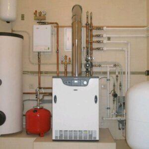 Борисково: Отопление, водоснабжение