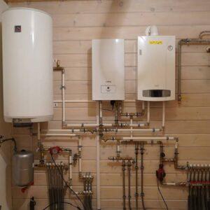 Борзые: Отопление, водоснабжение