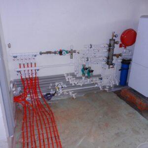 Брыково: Отопление, водоснабжение