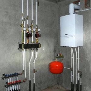 Буньково: Отопление, водоснабжение