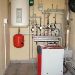 Бутырки: Отопление, водоснабжение