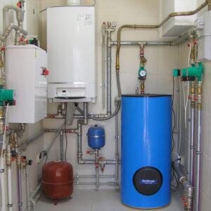 Бужарово: Отопление, водоснабжение