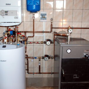 Драчёво: Отопление, водоснабжение