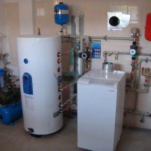 Федоскино: Отопление, водоснабжение