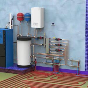 Фелисово: Отопление, водоснабжение