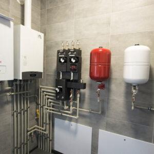 Головино: Отопление, водоснабжение