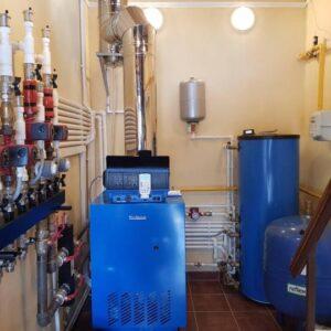 Гомово: Отопление, водоснабжение