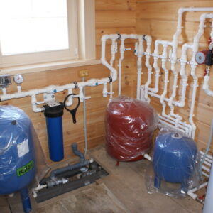 Гордово: Отопление, водоснабжение