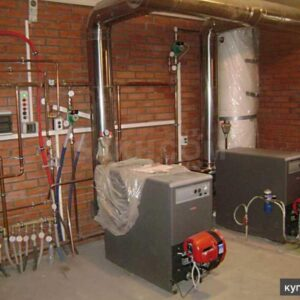Горнево: Отопление, водоснабжение