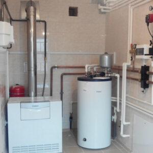 Горшково: Отопление, водоснабжение