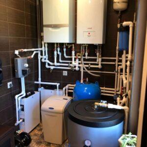 Григорчиково: отопление, водоснабжение