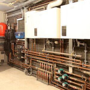 Ховрино: Отопление, водоснабжение