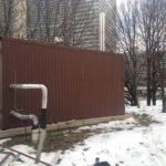 автономное отопление отдельного здания, отопление независимое