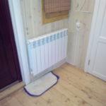 Отопление коридора, монтаж отопления, радиаторное отопление