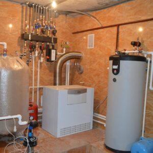 Мытищи: Отопление, водоснабжение
