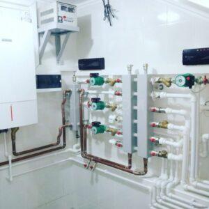 Никульское: Отопление, водоснабжение