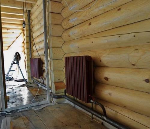 Отопление частного дома «Ленинградка»