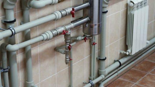 Отопление газом частного дома