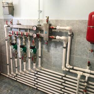 Погорелки: Отопление, водоснабжение