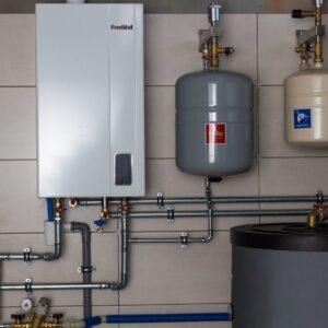 Поведники: Отопление, водоснабжение