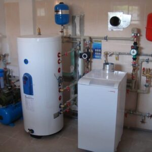 Пруссы: Отопление, водоснабжение