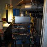 Замена котла Buderus Logano G124WS 34 кВт