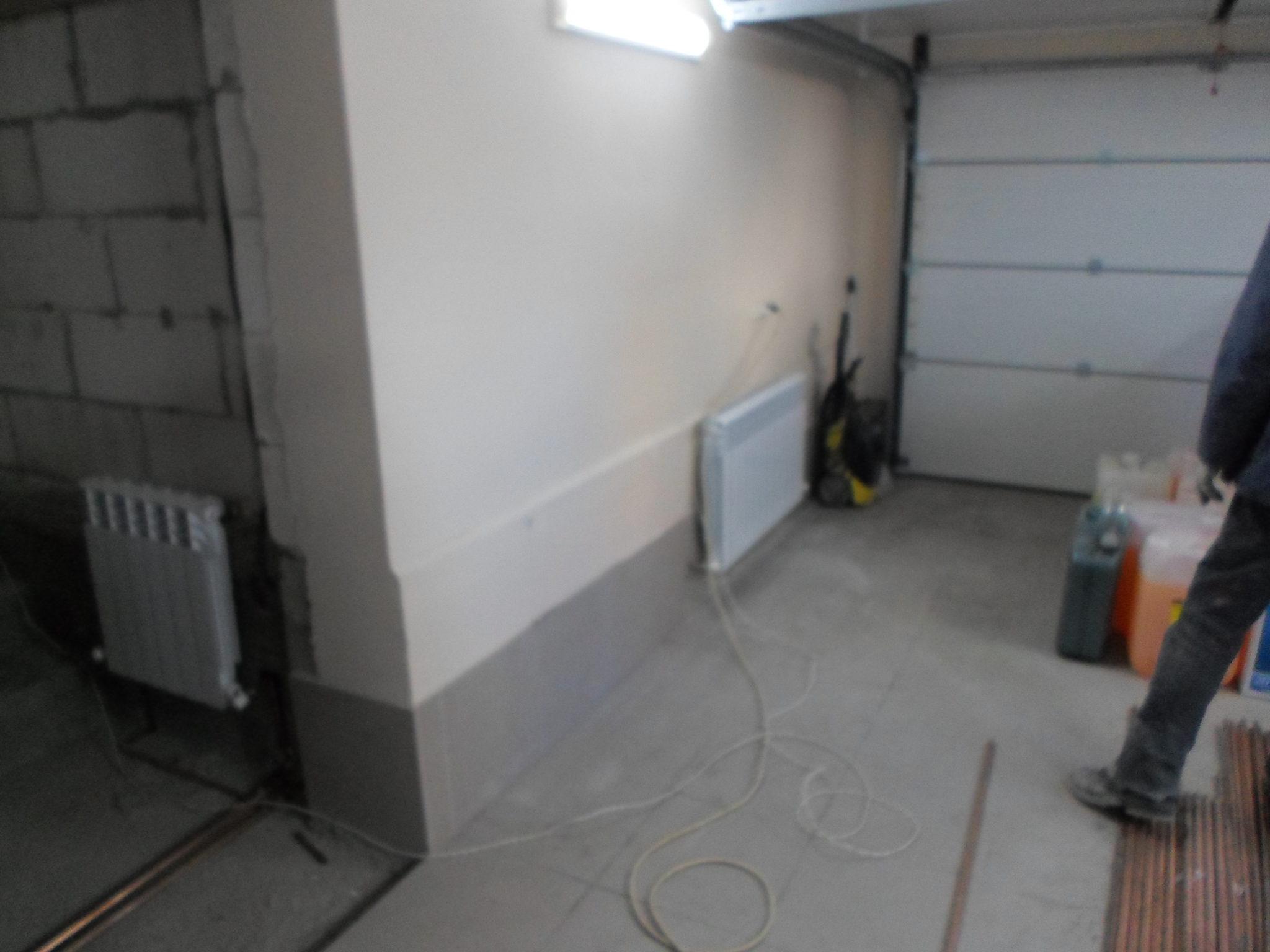 Отопление гаража в доме