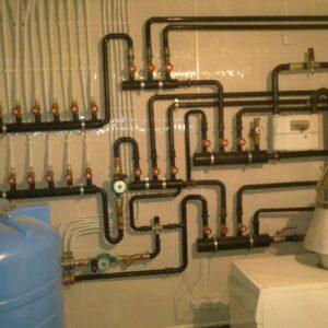 Шолохово: Отопление, водоснабжение