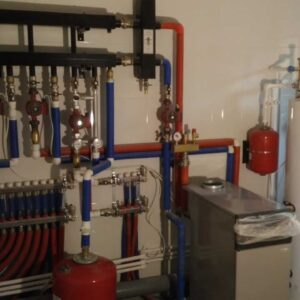 Сумароково: Отопление, водоснабжение