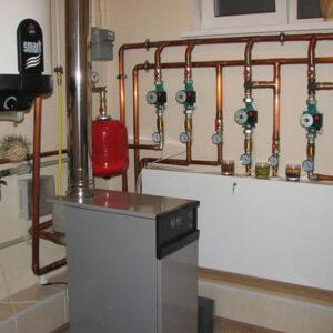 Терпигорьево: Отопление, водоснабжение