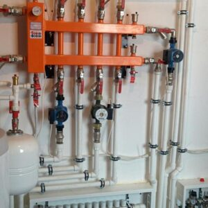 Троицкое: Отопление, водоснабжение