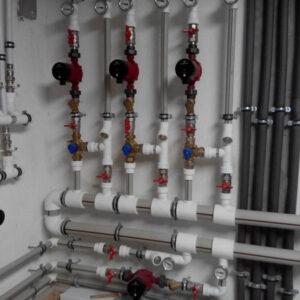 Ушаково: Отопление, водоснабжение