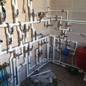 Веледниково: Отопление, водоснабжение