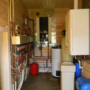 Юрьево: Отопление, водоснабжение